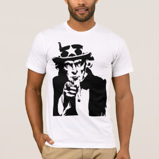 liftarn_Uncle_Sam_pointing T-Shirt
