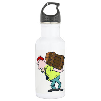Lifting 532 Ml Water Bottle