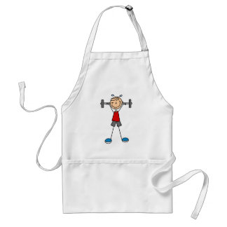 Lifting Weights Standard Apron