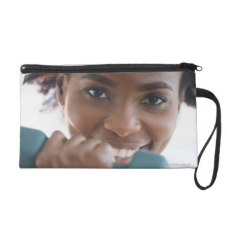 Lifting Weights Wristlet