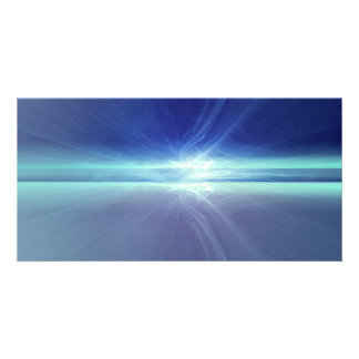 Light Abstract Photo Cards