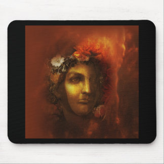 LIght and Dark 2 Digital Collage Mousepad