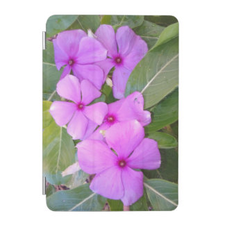 LIGHT AND DARK PINK FLOWERS iPad MINI COVER
