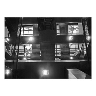 Light Architecture Photo Print