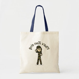 Light Army Woman Bags