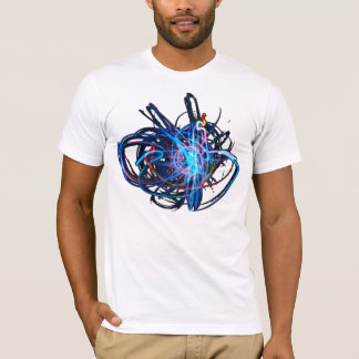 Light art blue - T-Shirt