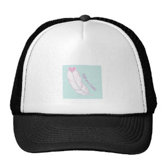 Light As A Feather Mesh Hats