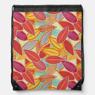 Light Background Drawstring Bag