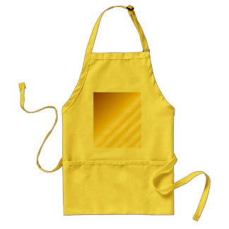 Light beams on yellow background standard apron