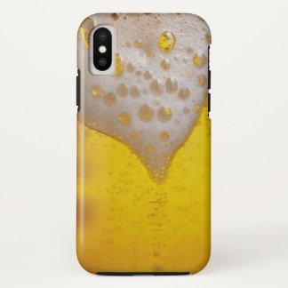 Light Beer Foam iPhone X Case