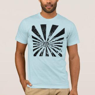 Light Blue Atomic Blast Gents T-shirt
