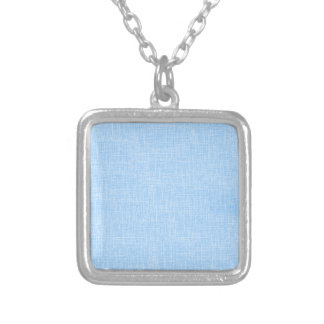 Light Blue Faux Linen Fabric Textured Background Jewelry