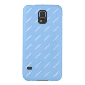 Light Blue Modern Background Pattern Design. Case For Galaxy S5