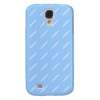 Light Blue Modern Background Pern Design. Galaxy S4 Case