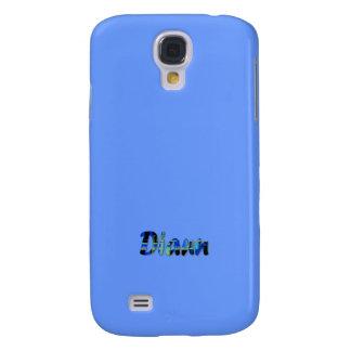 Light Blue Samsung Galaxy s4 cover for Diann