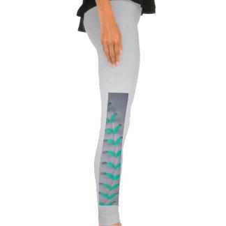 Light Blue Softball / Baseball Legging Tights