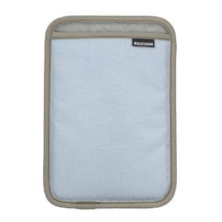 Light Blue Textured Background Sleeve For iPad Mini