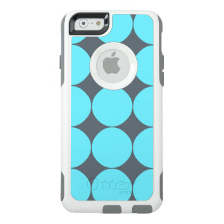Light Blue Turquoise Pattern OtterBox iPhone 6/6s Case