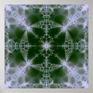 light body hardwire: peridot chakra 3 print