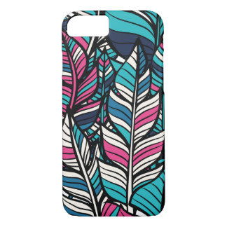 Light Boho Feather iPhone 8/7 Case