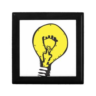 LIGHT BULB BRIGHT IDEA GIFT BOXES