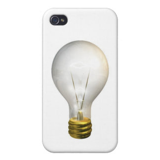 Light Bulb Covers For iPhone 4