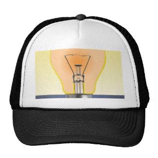 Light Bulb Hats