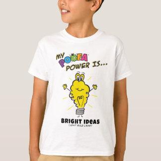 Light Bulb Larry T-shirt