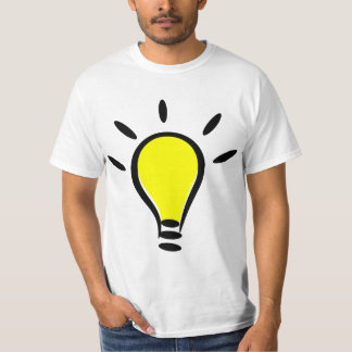 Light Bulb Lit T-Shirt