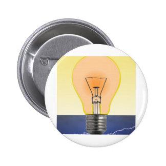 Light Bulb Pinback Buttons