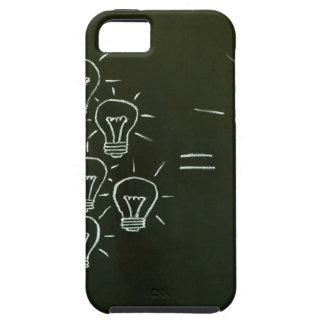 Light bulbs teamwork concept.jpg iPhone 5 covers