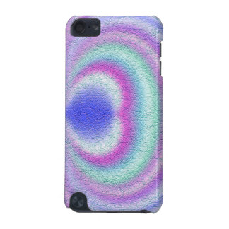 Light colored pattern of line iPod touch 5G cover