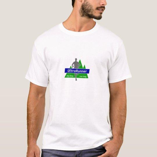 Light Coloured UltraRunner Gear T-Shirt