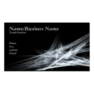 light crystals businesss card pack of standard business cards