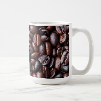 Light & Dark Roast Coffee Beans - Customized Blank Coffee Mug