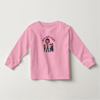 Light Doctor Girl Shirts