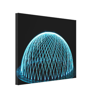 Light Dome Canvas Print