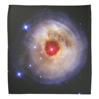 Light Echoes From Red Supergiant Star V838 Monocer Bandana