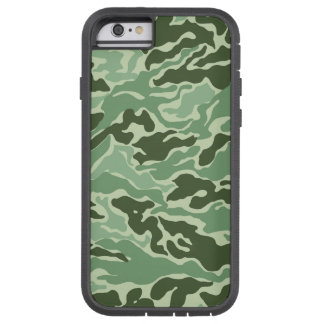 Light Forest Camouflage Design Tough Xtreme iPhone 6 Case