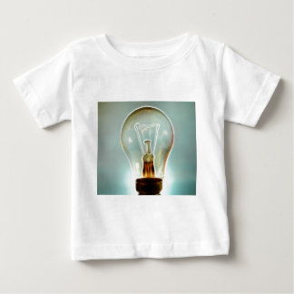 Light Fractals Baby T-Shirt