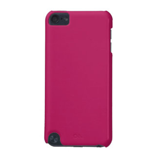 Light Fuchsia Purple Pink Color Trend Template iPod Touch 5G Covers