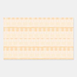 Light GOLD Strip ART: DIY suitable add TEXT IMAGE Rectangular Stickers