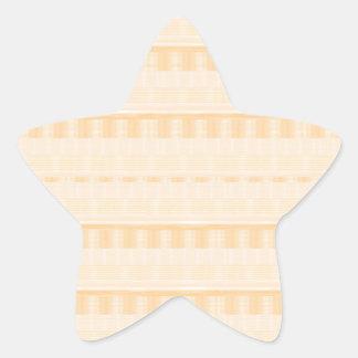 Light GOLD Strip ART: DIY suitable add TEXT IMAGE Star Sticker