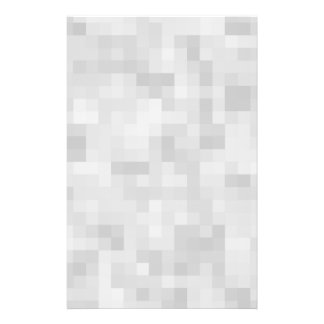 Light Gray Abstract Pattern. 14 Cm X 21.5 Cm Flyer