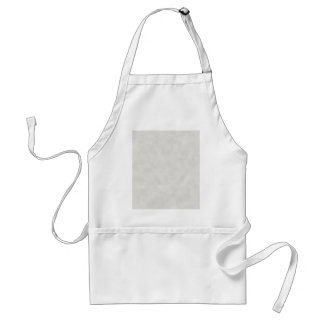 Light Gray Parchment Texture Background Standard Apron