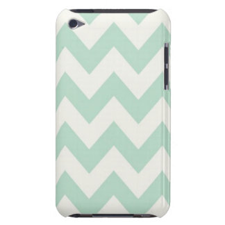Light Green Chevron iPod Touch Cover