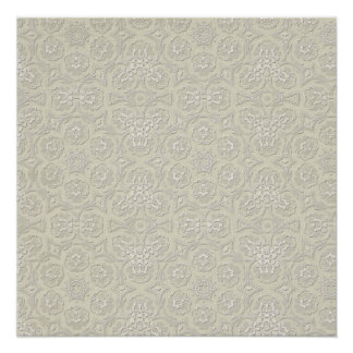 light green cream lace pattern background