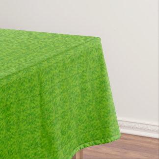 Light Green Leaf Tablecloth Texture#8-a Tablecloth
