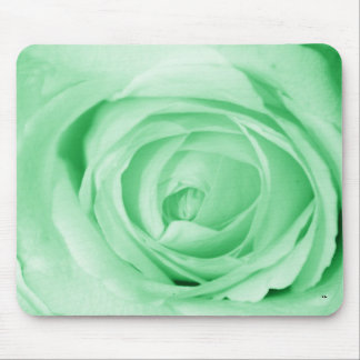 Light Green Mouse Pad