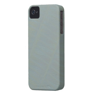 Light Green Subtle Abstract Pattern iPhone 4 Case